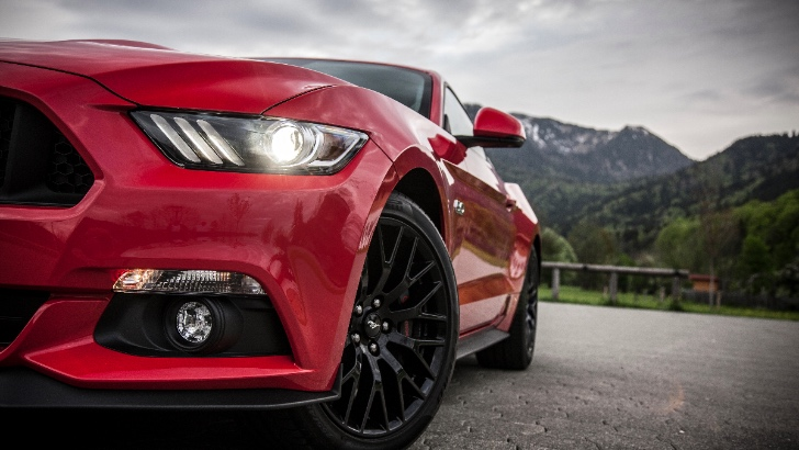 2015 Ford Mustang Hd Wallpapers Riding The Wind Of Change