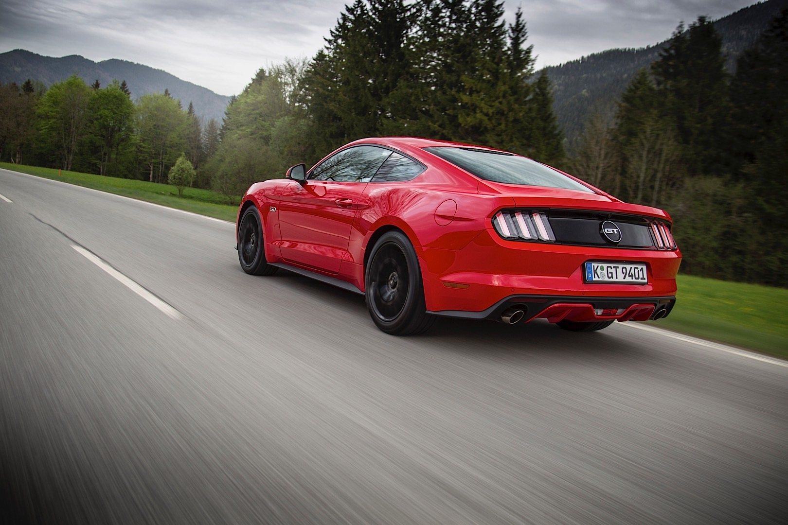 2015 ford mustang hd wallpapers: riding the wind of change