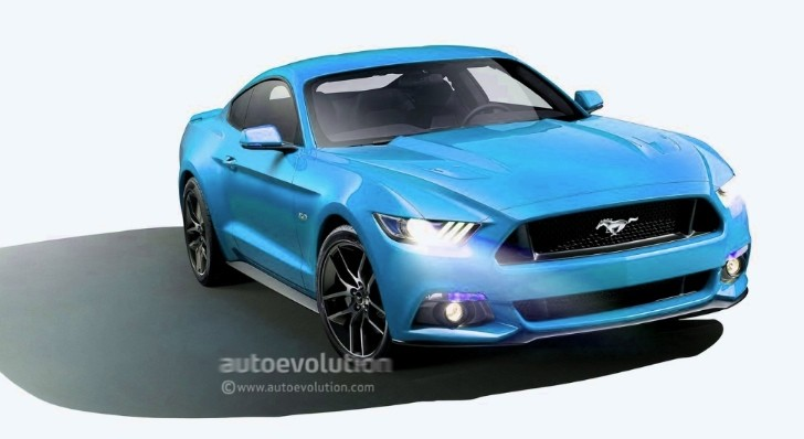 2015 mustang colors according to the 2015 mustang