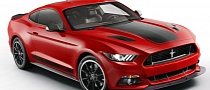2015 Ford Mustang Mach 1 Rendered