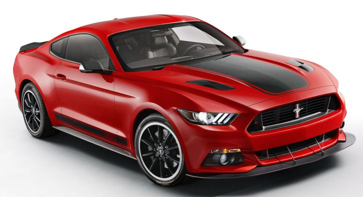 2015 Ford Mustang Mach 1 Rendered - autoevolution