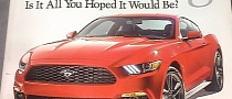 2015 Ford Mustang: New Details Revealed