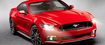 2015 Ford Mustang Officially Unveiled [Video][Photo Gallery]