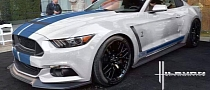 2015 Ford Mustang Rendered as Shelby GT350