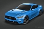 2015 Ford Mustang Rendered with Various Body Kits [Photo Gallery]