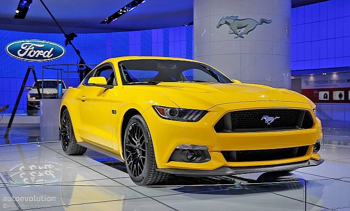 2015 Ford Mustang Top Speed Revealed: EcoBoost Track Pack Faster than ...