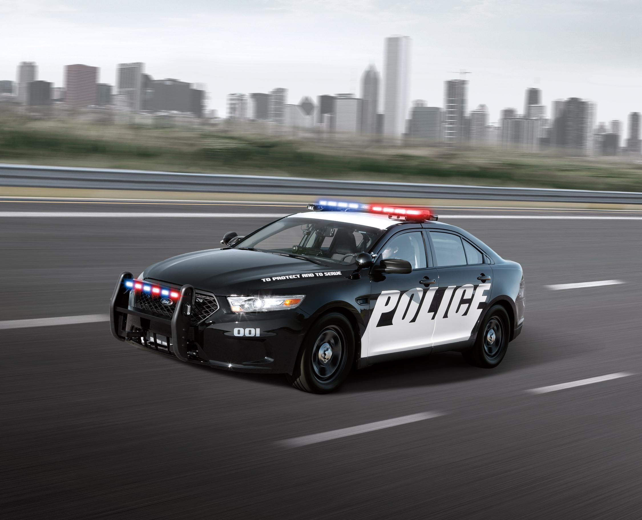 2015 Ford Police Interceptor Heralded As The Quickest