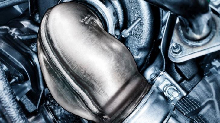 2015 ford super duty power stroke diesel gets distinctive cobra head downpipe autoevolution. Black Bedroom Furniture Sets. Home Design Ideas