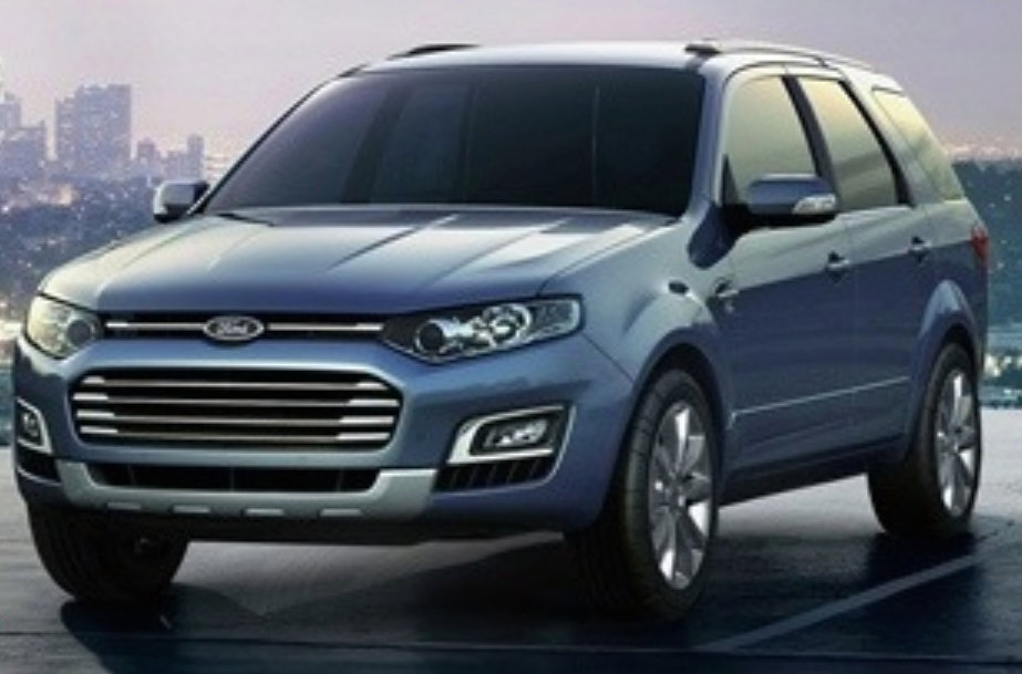 2011 - [Ford] Territory 2015-ford-territory-pictures-leaked-84051_1