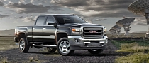 2015 GMC Sierra HD Breaks Cover in Texas [Photo Gallery]