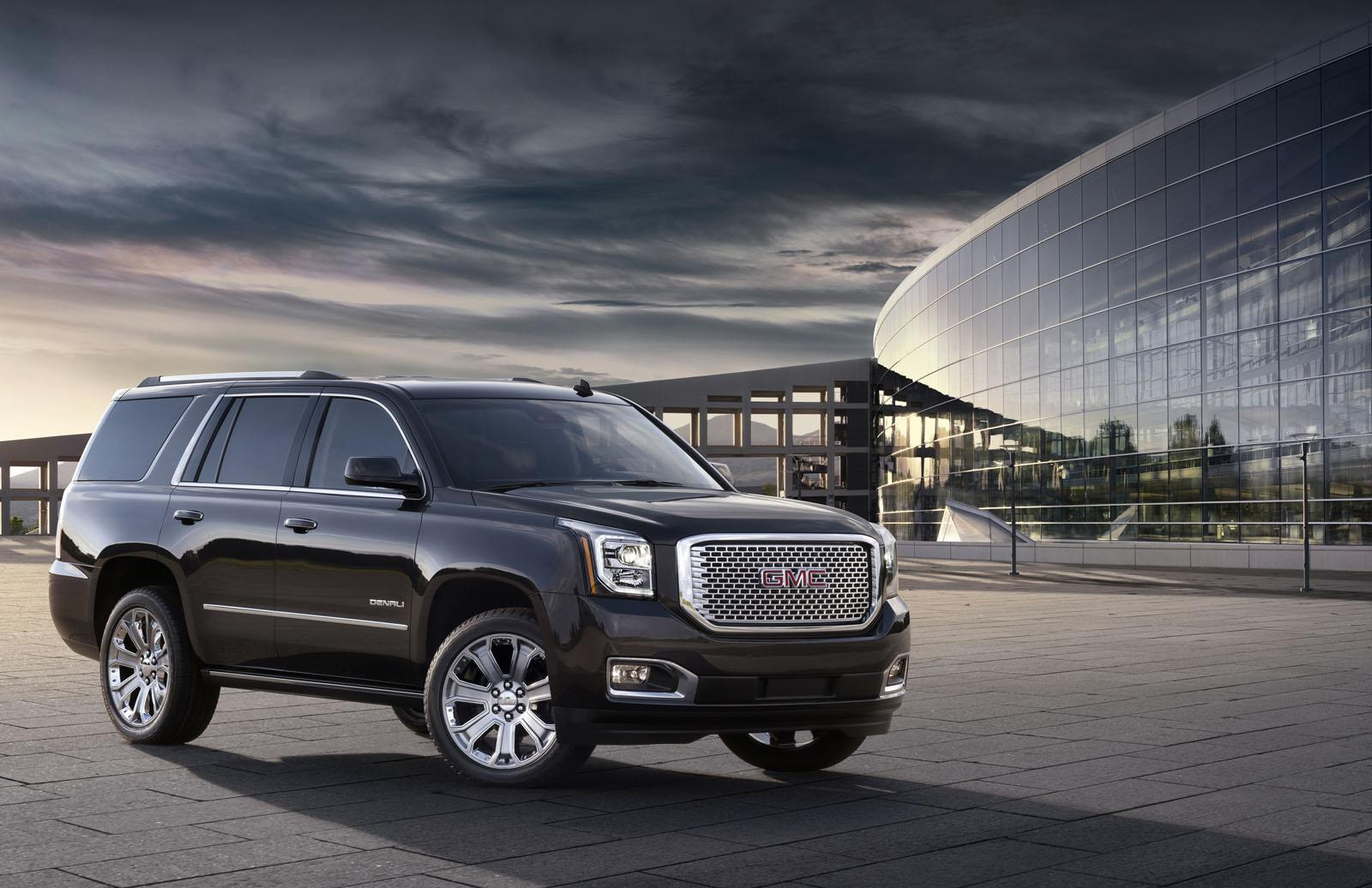2015 gmc yukon denali yukon xl revealed video General motors jeep