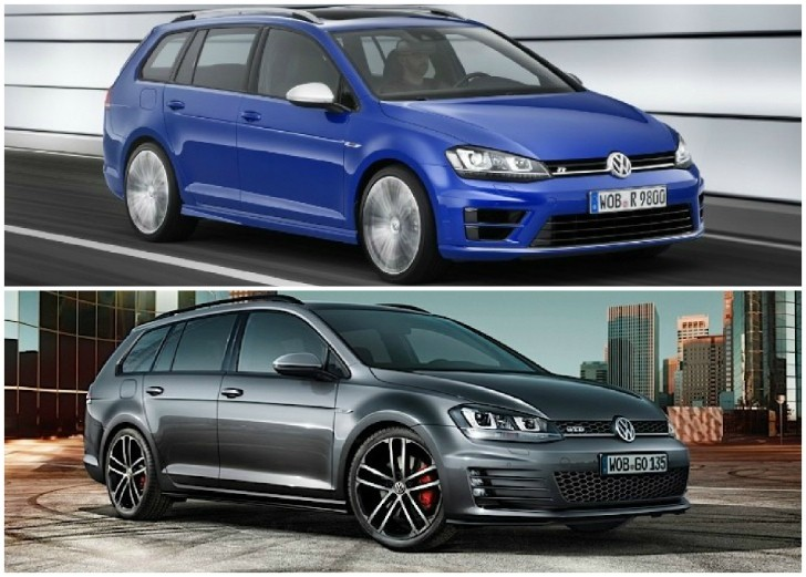 2015 Golf R Variant And Gtd Variant Spec Sheets Reveal 1 575 Kg Weight Autoevolution