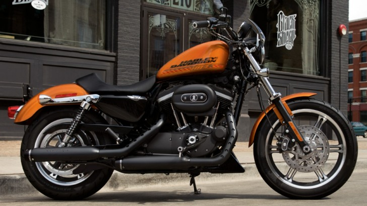 2015 Harley-Davidson 883 Roadster, Sense and Simplicity - autoevolution