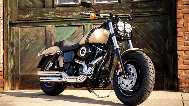 2015 harley davidson fat bob is unchanged autoevolution. Black Bedroom Furniture Sets. Home Design Ideas