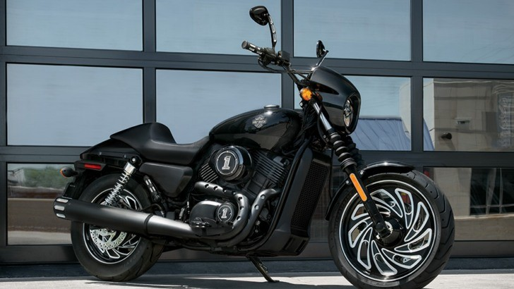 2015 Harley Davidson Street 500 Introduced With An