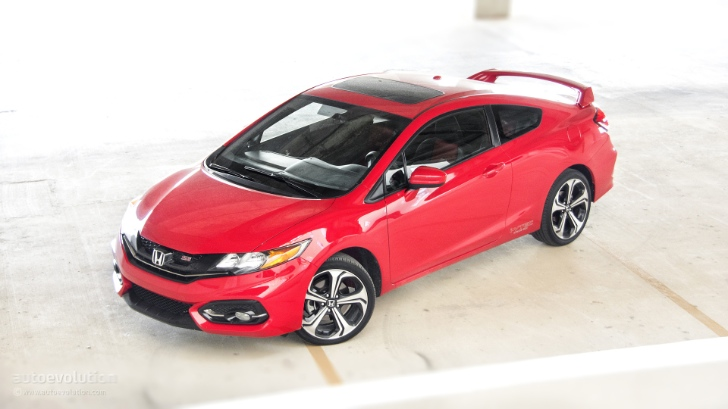 2015 honda civic si coupe tested perfect balance for Honda civic si 2015 specs