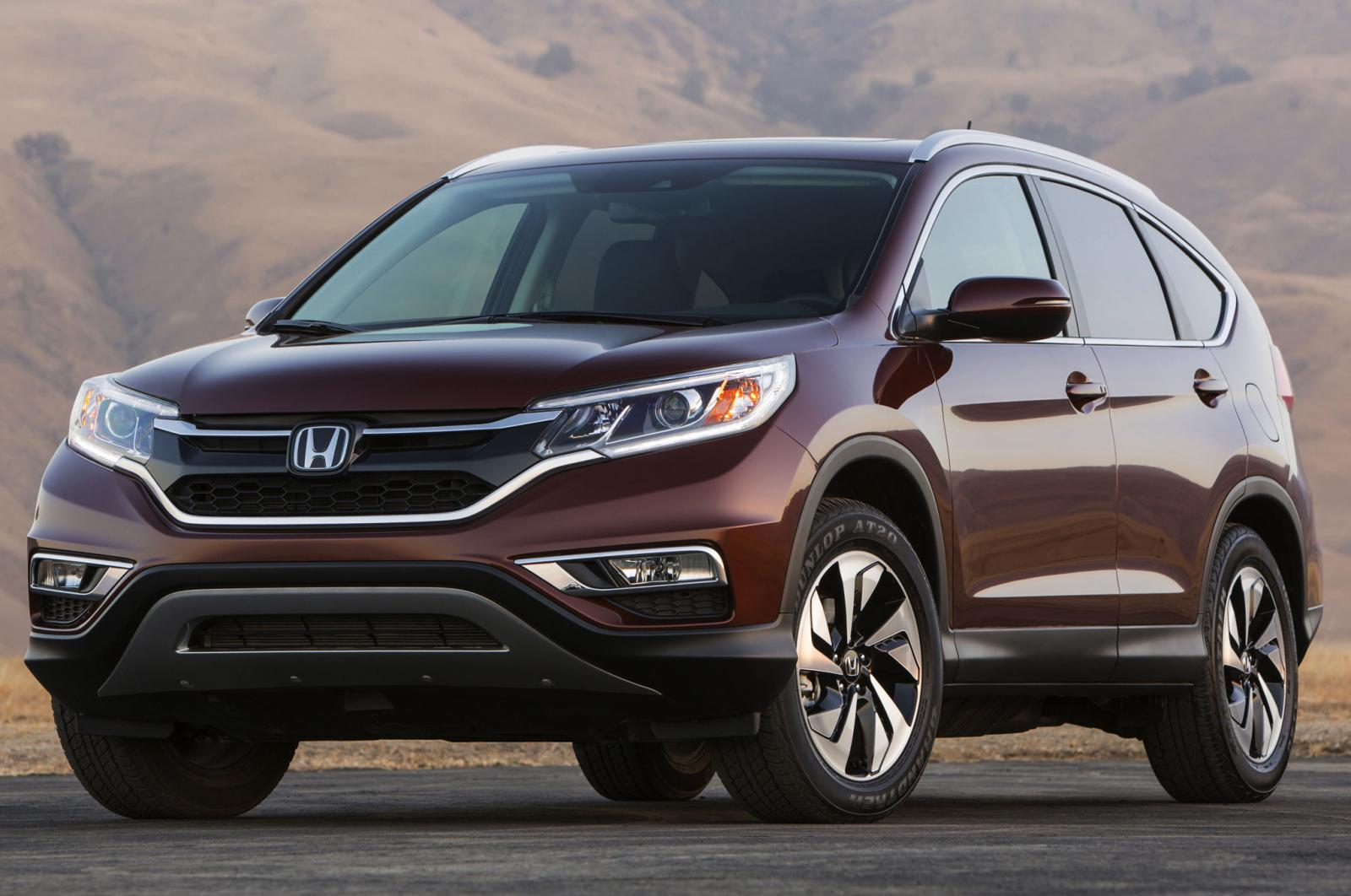 2015 honda cr v facelift leaked autoevolution. Black Bedroom Furniture Sets. Home Design Ideas