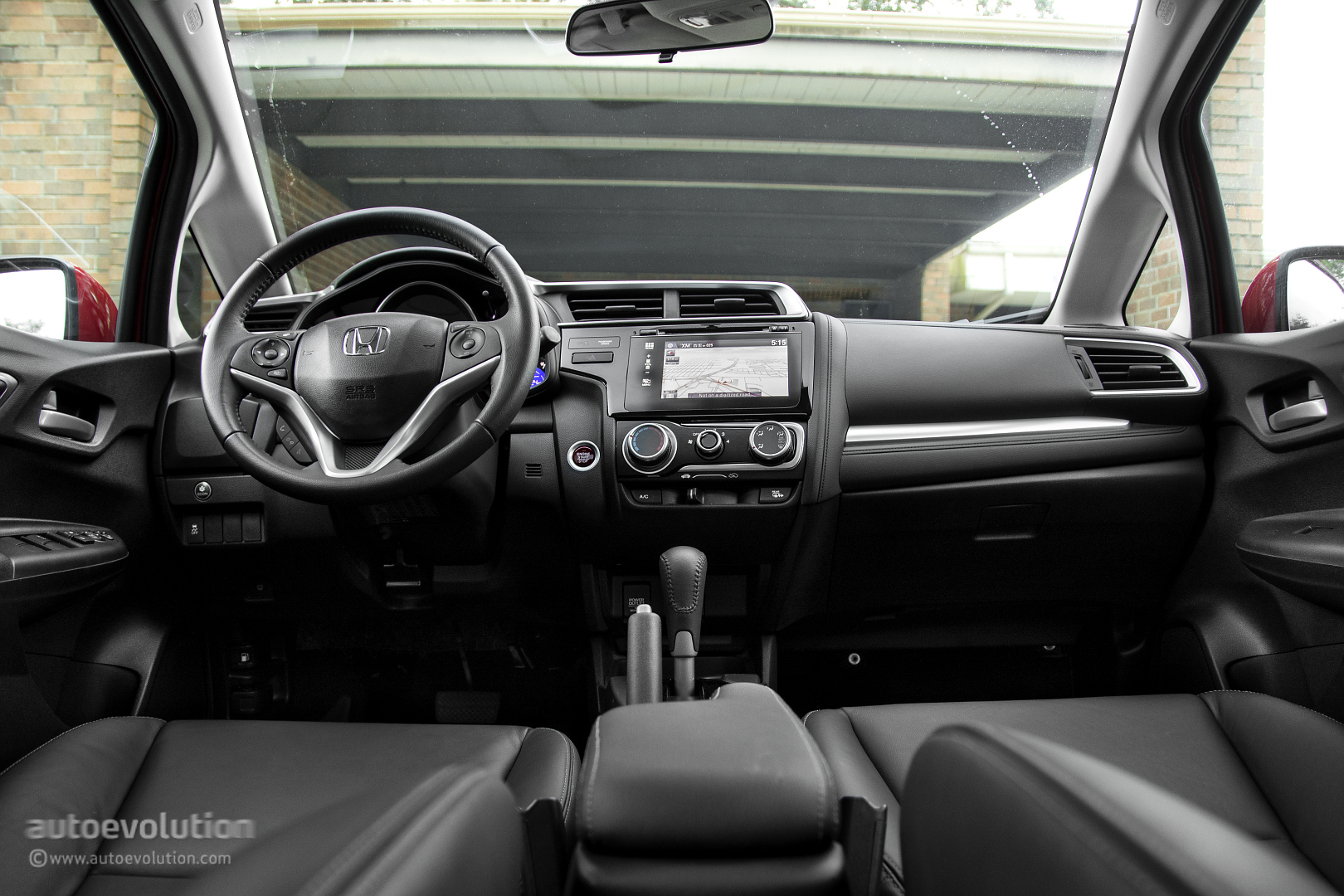 The Ride Is Really Nice And You Get Confident Brakes And Accurate Steering  On The New Honda Fit. The 1.5 Liter Engine Is Mated To A CVT Gearbox And  Delivers ...