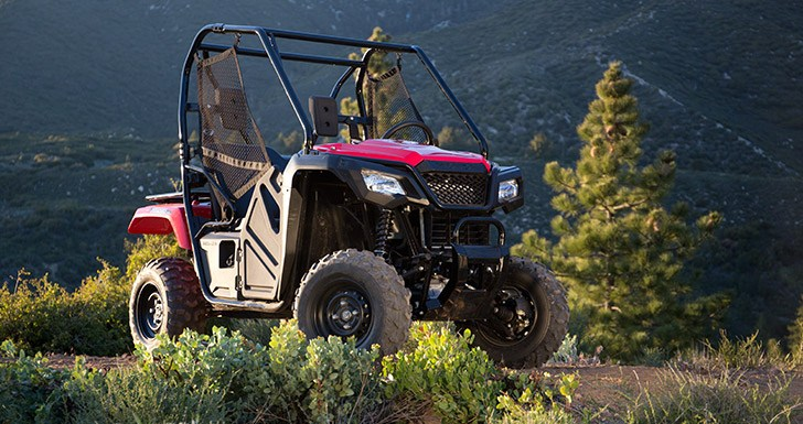 ... Honda Pioneer 500 Spells Affordable SxS Fun [Photo Gallery][Video