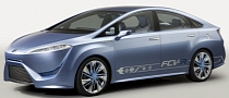 2015 Hydrogen-Powered Toyota Details Emerge