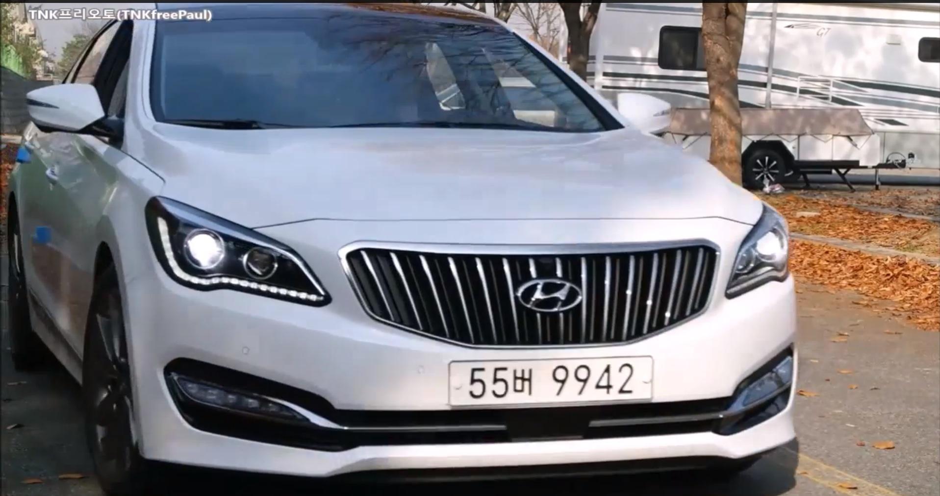 2015 Hyundai Aslan The Reclusive Lion Of Korea