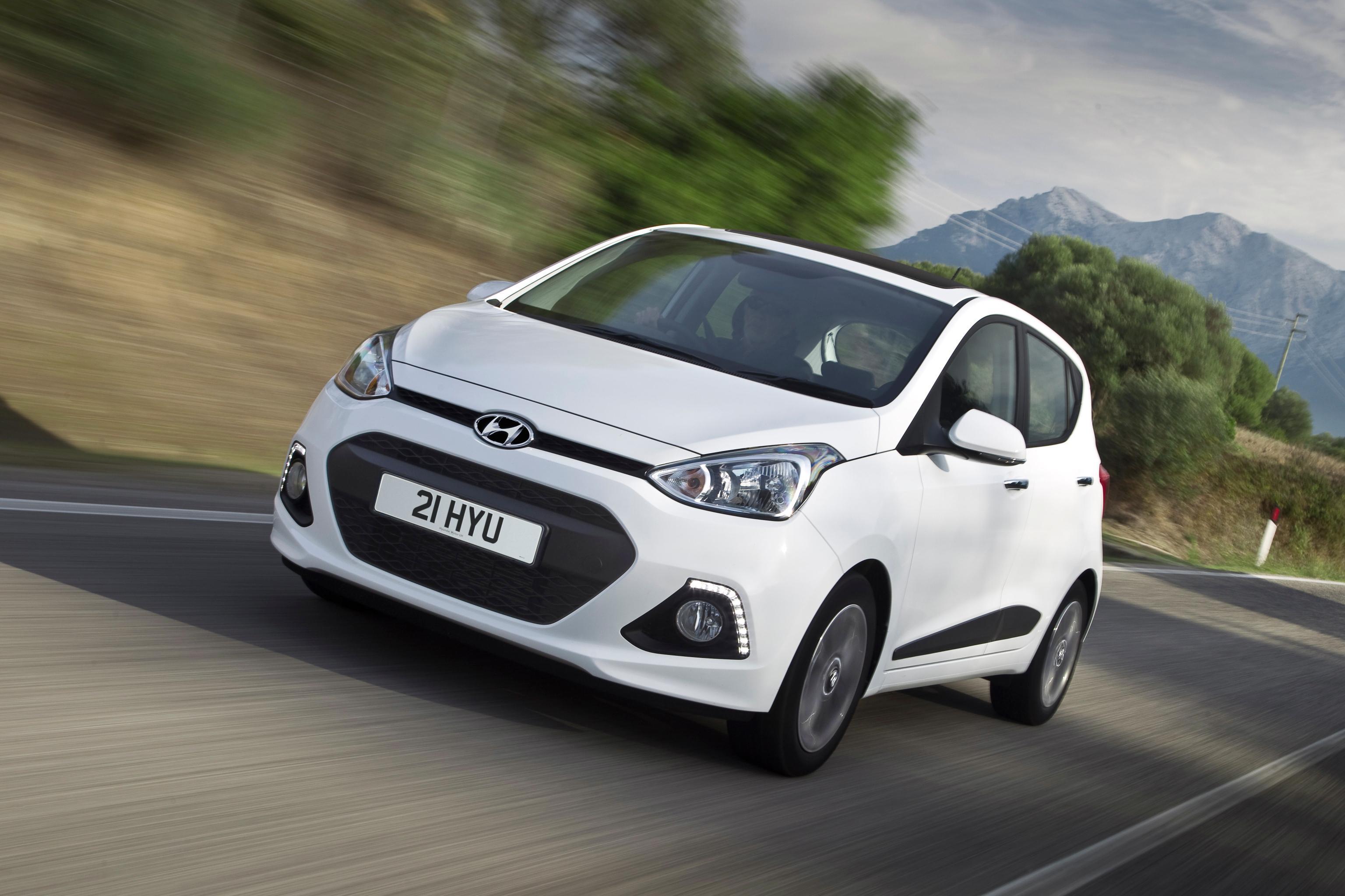 Hyundai Santa Fe Grand 2018 >> 2015 Hyundai i10 Adds Premium SE Trim Level in the UK - autoevolution