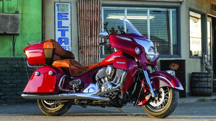 2015 Indian Roadmaster High-Res Picture Xxx - Autoevolution-8790