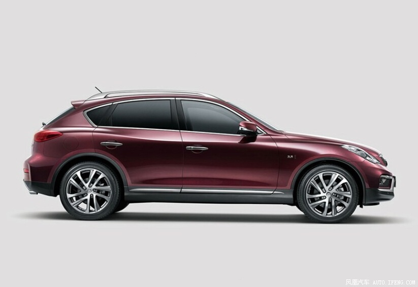 2015 infiniti qx50 revealed in china with long wheelbase and 2 5l v6 autoevolution. Black Bedroom Furniture Sets. Home Design Ideas