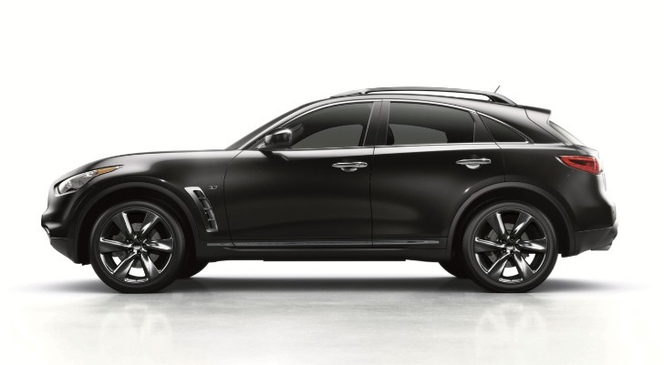 2015 Infiniti Qx70 Us Pricing Announced V8 Dropped Autoevolution