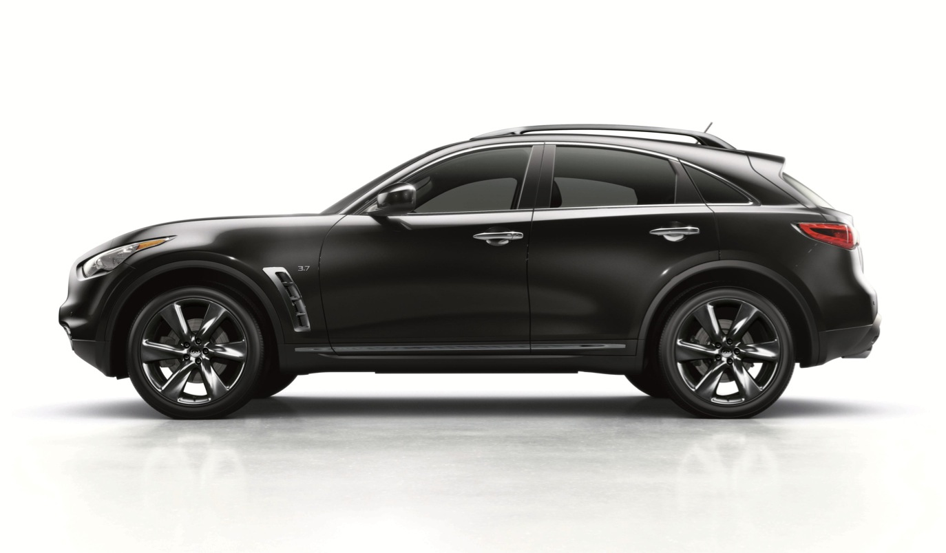 2015 infiniti qx70 us pricing announced v8 dropped autoevolution. Black Bedroom Furniture Sets. Home Design Ideas