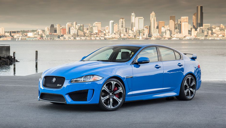 2015 jaguar xf adds new models higher base price. Black Bedroom Furniture Sets. Home Design Ideas