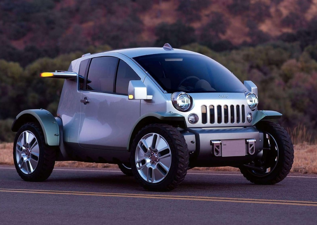 2015 jeep b suv will be trail rated autoevolution. Black Bedroom Furniture Sets. Home Design Ideas