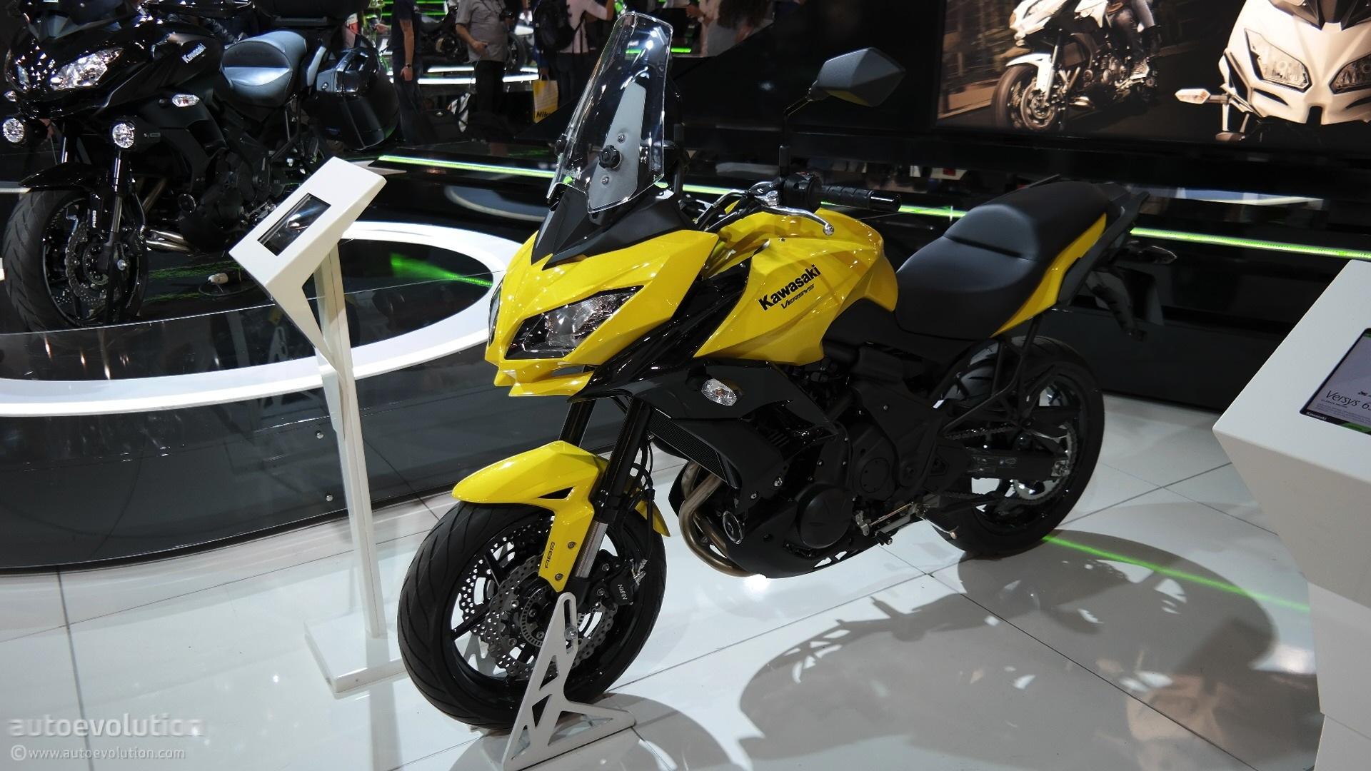 2015 Kawasaki Versys 650 LT Review | True 'Light Touring'