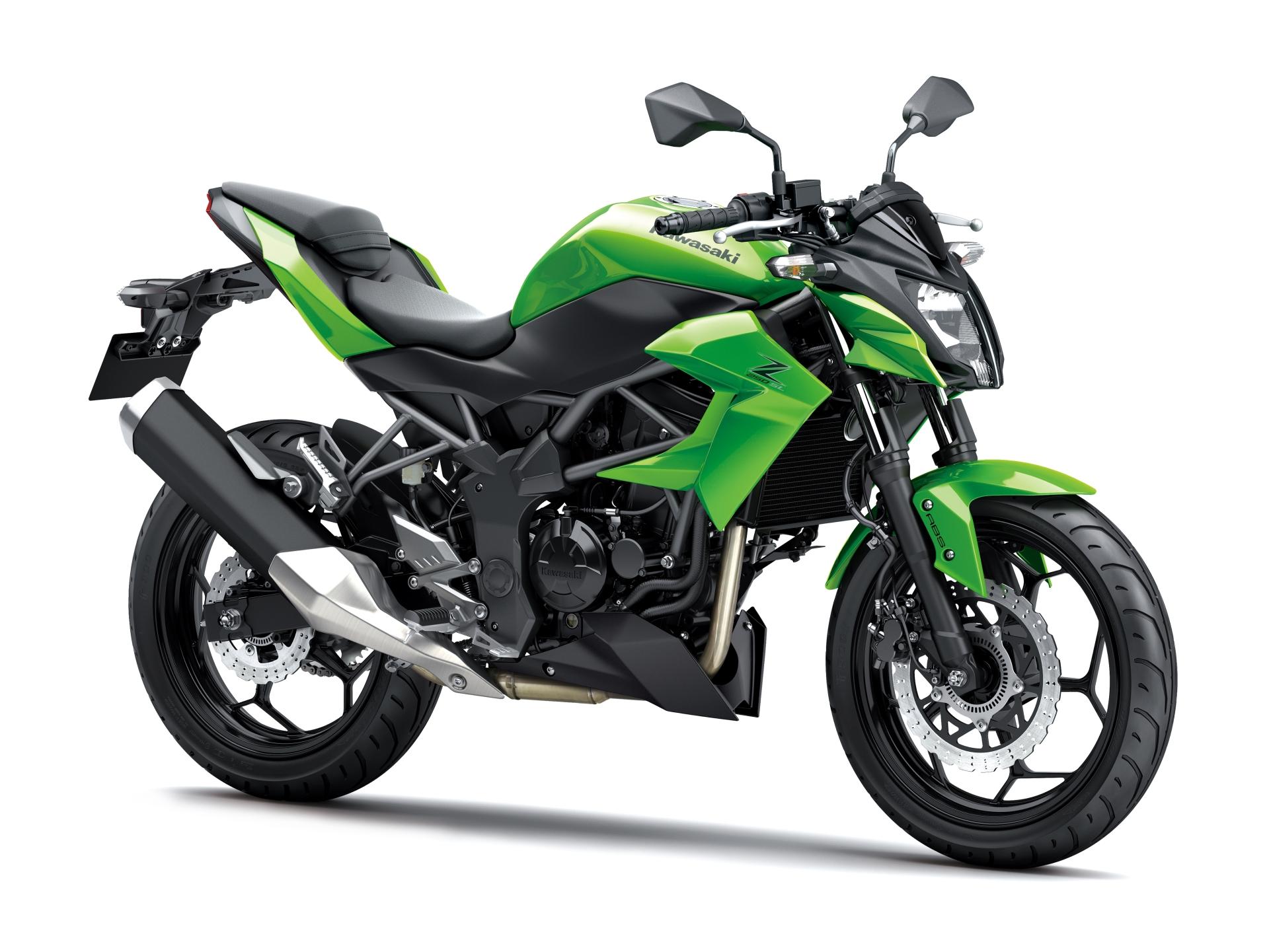 2015 Kawasaki Z250SL Spells Fun, but Not the NSFW Way ...
