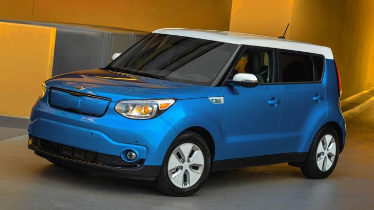 2015 Kia Soul Ev Priced At 33 700 Autoevolution
