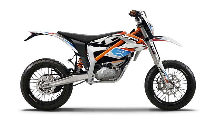 Ktm Freeride E Sm >> 2015 KTM Freeride E-SM, Supermoto Goes Green but Stays Orange - autoevolution