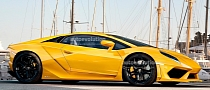 2015 Lamborghini Cabrera LP600-4 Coupe Rendering Looking Sharp
