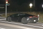 2015 Lamborghini Cabrera V10 Supercar Spied at Night