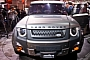 2015 Land Rover Defender to Be Sold in the US