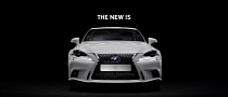 2015 Lexus IS F to Drop 5.0-liter V8 Engine