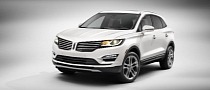2015 Lincoln MKC Breaks Cover [Photo Gallery]