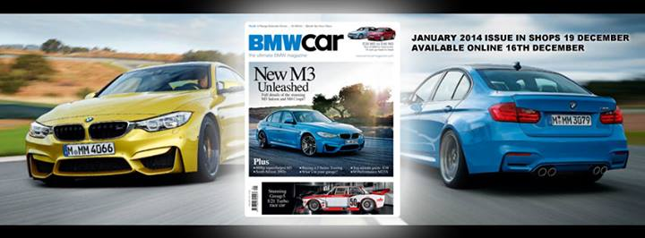 2015 M3 Featured On The Cover Of Bmw Car Magazine Autoevolution
