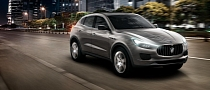 2015 Maserati Levante Will Have Quattroporte Engines