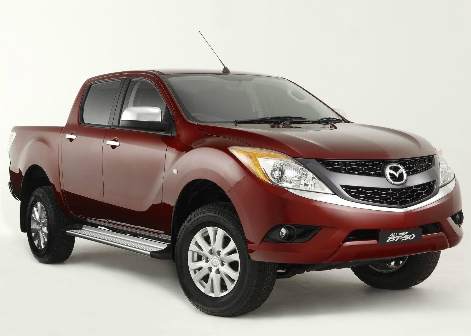 Mazda bt 50 2015