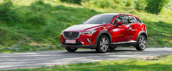 Mazda Cx 3 Essence : 2015 mazda cx 3 tested kodo essence in crossover bottle autoevolution ~ Medecine-chirurgie-esthetiques.com Avis de Voitures