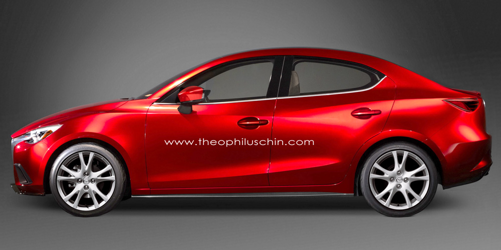 2015 Mazda2 To Ditch 3 Door Body Continue To Be Offered