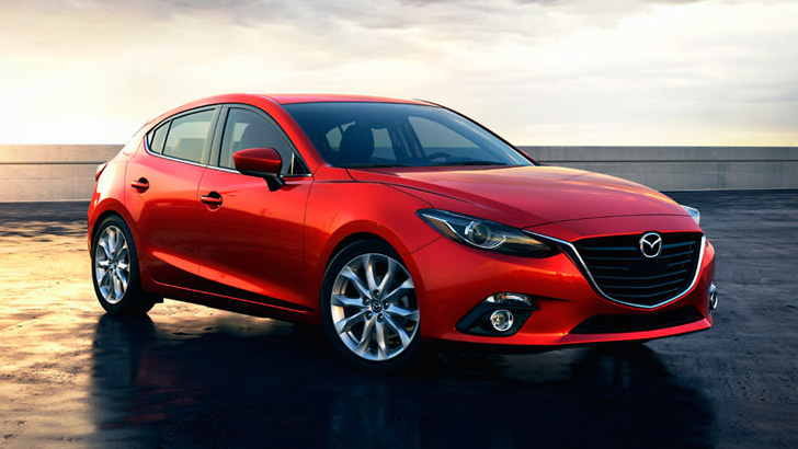 2015 mazda3 2 5 finally adds manual transmission autoevolution. Black Bedroom Furniture Sets. Home Design Ideas