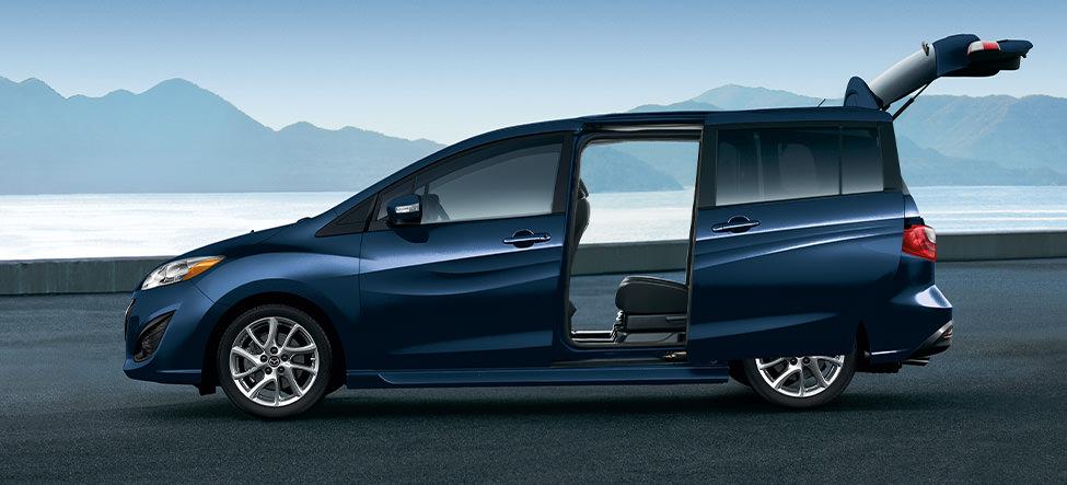 2015 Mazda5 Minivan Drops Manual Transmission For The Final Model