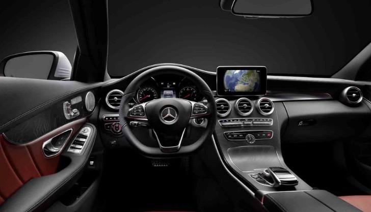 Mercedes Sls 2015 Interior