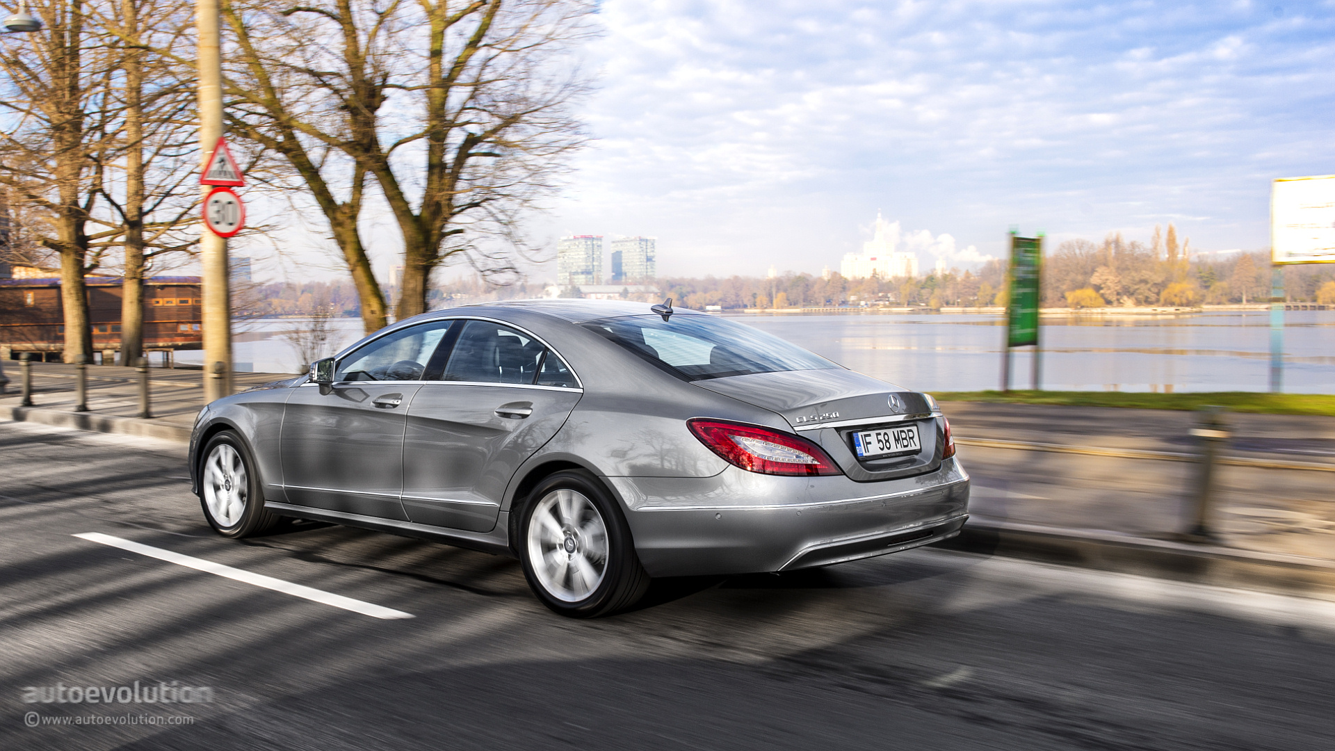 2015 Mercedes Benz Cls Class Hd Wallpapers Four Door Coupe Goodness